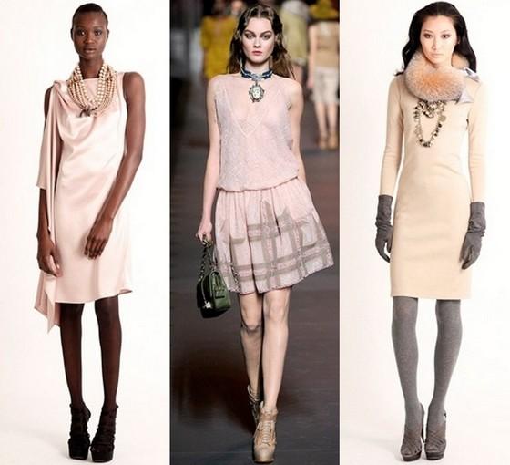 схены вязания платьев для барби