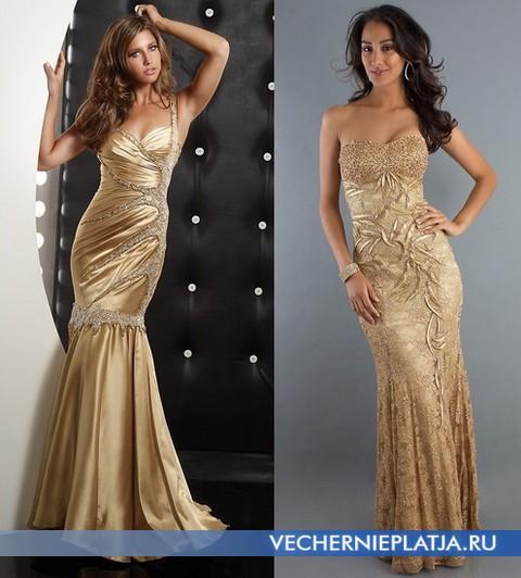 выпускные платье мода 2013